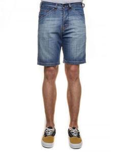 TURBOKOLOR Denim Shorts - Blue SS15
