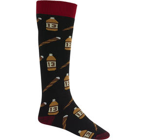 BURTON Party Snowboard Sock 40s and Blunts