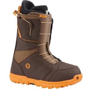 BURTON Moto Brown / Orange W16