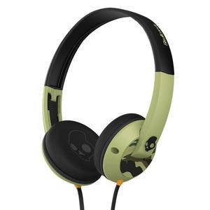 SKULLCANDY Uprock Mic słuchawki camo/slate/slate