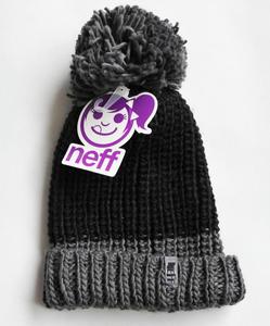 NEFF Sofia czapka black