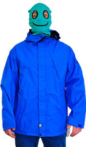 RIDE Gatewood Jkt electric blue XL SALE