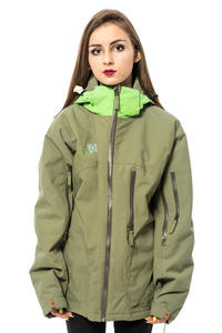 STATIC Blided Jkt mela green S SALE