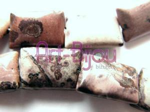 Prostokąty Jaspis Krajobrazowy 14 mm - 2822779305