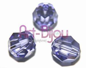 Kryształy Swarovski Round Tanzanite 8 mm - 2822779370