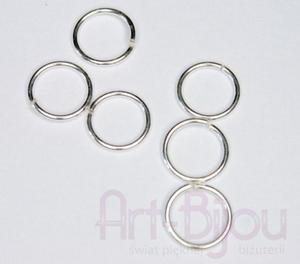 ogniwko 8 mm - srebro - 2822779515