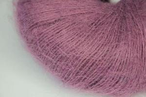 włóczka ggh Suri Alpaka col. 5 grey lavender - 5 grey lavender