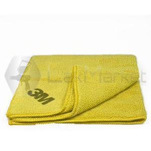 Ściereczka Polerska - Żółta - Ultra Soft - 50400 - 3M - 2832777155