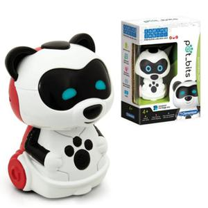 CLEMENTONI PET BITS ROBOT PANDA 50128 - 2861798151