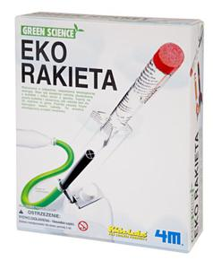 4M GREEN SCIENCE EKO RAKIETA 3298 - 2832915305