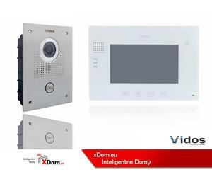 Zestaw Wideodomofonu Vidos S551/M670W - 2859656100