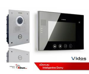 Zestaw Wideodomofonu Vidos S551/M670B - 2859656101