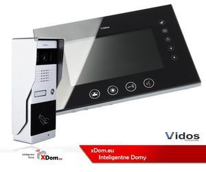 Zestaw wideodomofonu z czytnikiem kart RFID Vidos S50A_M670B2S - 2859656127