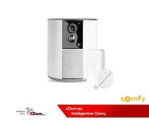 Somfy 2401493 Inteligentna kamera i alarm all-in-one - 2869090185