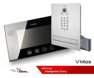Zestaw wideodomofonu Vidos S561D-SKM_M670B - 2873329623