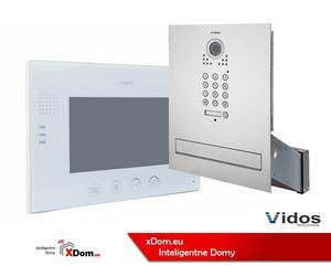 Zestaw wideodomofonu Vidos S561D-SKM_M670W - 2873329630