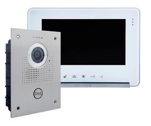 Zestaw wideodomofonu natynkowego Vidos S551 M690W - 2859657380