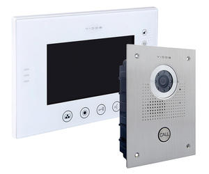 Zestaw wideodomofonu natynkowego Vidos S551 M670WS2 - 2859657383