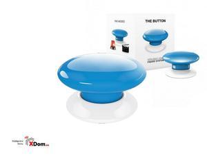 Fibaro FGPB-101-6 The Button niebieski - 2857840648