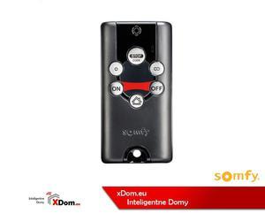 Somfy 1875044 Keytis io alarm remote control - pilot Keytis przeznaczony do alarmu - 2863188940