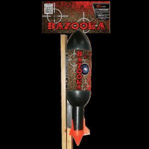 Rakieta BAZOOKA PXR302 - efekt D - 2847046126