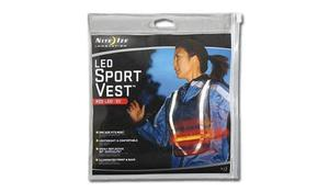 Nite Ize - Kamizelka LED Sport Vest - Ver.2 - NRV2-08-10 - 2878851381