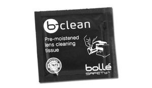 Bolle - Nasączona chusteczka B-Clean - 1 sztuka - 2859630317