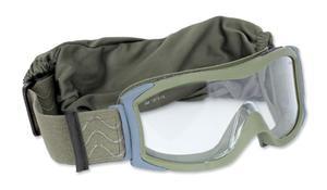 Bolle Tactical - Gogle Balistyczne - X1000 - STD - Nato Green -X1KSTDI - 2878189453
