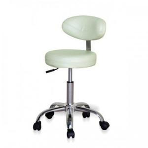 Pokrowce kosmetycznena krzesełko BD 9934 frotte kremowe - 2836487129