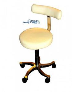 Pokrowce kosmetyczne na krzesełko z oparciem II - 2824756453