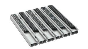 Wycieraczka aluminiowa ryfel szczotka Alfa Gamma - 2864139770