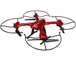 MJX X102H RTF (2.4GHz, 4CH, żyroskop, barometr, headless, 50cm) - Czerwony - 2878793130