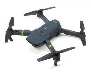 Dron E58 WiFi (FPV 2MP, 3 akumulatory, 2.4GHz, zasięg 80-100m, żyroskop, powrót, zawis, 27cm) - 2878793143