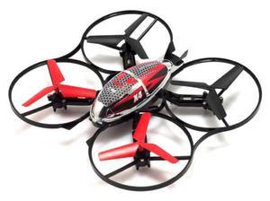 Syma X4 (2.4GHz, 4CH, zasięg do 50m, czas lotu do 8 minut, 15.5cm) - Czerwony - 2878793147