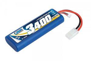 3400mAh 7.4V 30C 2S1P LRP Stickpack Hardcase - 2878794034
