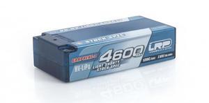 4600mAh 7.6V (2S) 120C/60C hardcase LRP P5-HV LW Shorty Stock Spec GRAPHENE - 2878794039