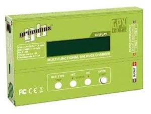 GPX Greenbox 50W z zasilaczem, sensor temp, 2 adaptery EXTRA - 2879045305