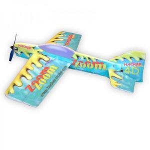 Zoom Zoom 4D ARF Blue - Samolot Hacker Model - 2884164463