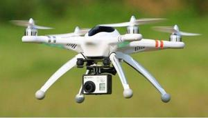 Walkera QR X350 PRO RTF5 (Devo 10, G-2D, kamera iLook, antena 5,8GHz, 2 akumulatory) - 2859449755