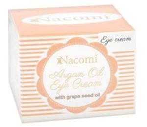 Krem arganowy pod oczy, 15 ml - NACOMI - 2844186497