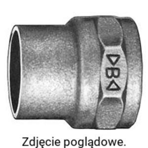 Mufa brąz 22x1 CONEX 4270G022008000 - 2855555419