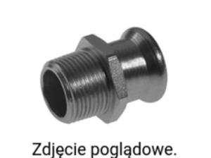 """Złączka press z GZ 35xR5/4"""" (steel) KAN 6240157 - 2881321549"""