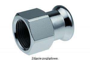 Złączka press z GW 22xRp1/2 (steel) KAN 6302708 - 2883502569