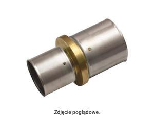 Łącznik redukcyjny z pierścieniem zaprasowywanym 40 x 32 (press) KAN k-900304 - 2884609897