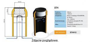 Studzienka wodomierza ST4 fi500, h=1200mm INFRACORR ST4H12 - 2869840369