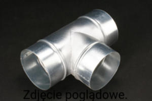 Trójnik 90/315/200 ocynk KRZYS-POL TROC 90/315/200 - 2857027171