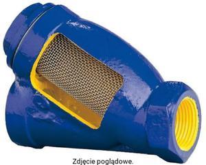 Filtr zSTRA Fig. 823 DN15 F45 PN16 ZETKAMA 823A015C10 - 2882890586