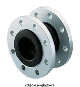 Łącznik amortyzacyjny kołnierzowy typ ZKB DN100 SOCLA 149B5146C - 2881552668