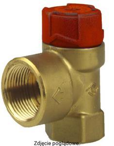 Zawór bezpieczeństwa MS 1,5 bar GW 1/2x3/4 AFRISO 42376 - 2855555436