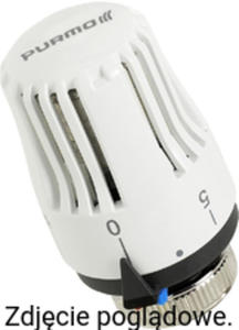 Głowica termostatyczna M30x1,5 7-28 st.C PURMO AZ02HESENSOM3030 - 2881321748